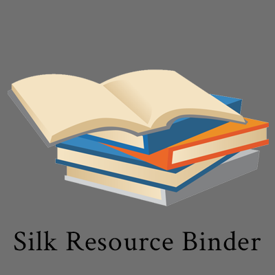 Silk Resource Binder